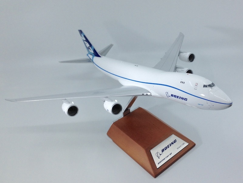 Boeing B747-8F White House Livery 747-8 Livery (1:200)