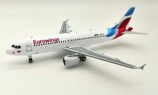 Eurowings Airbus A320-214 D-ABHG (1:200)