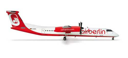 Air Berlin DASH-8 Q-400 (1:200)