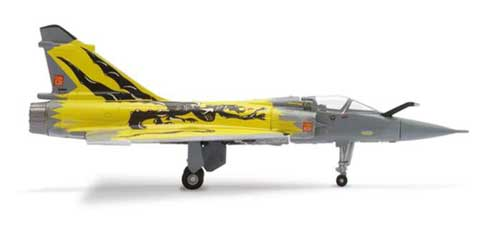 French Air Force Mirage 2000 (1:200)