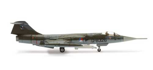 "Netherlands Air Force F-104G ""Diana"" (1:200)"