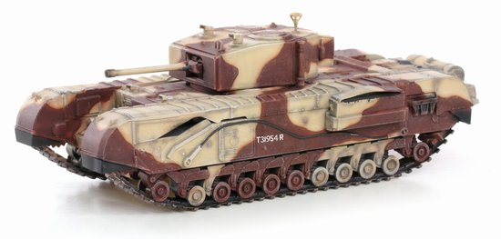 "Churchill Mk. III ""King Force"" Alamein 1942 (1:72)"