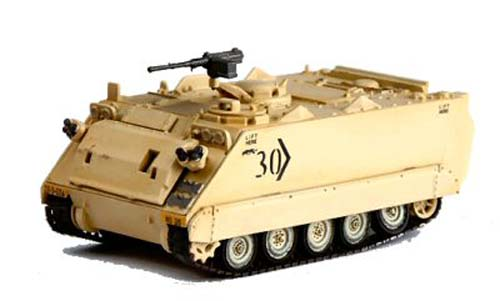 M113A2 3rd Battalion Headquarters (1:72)