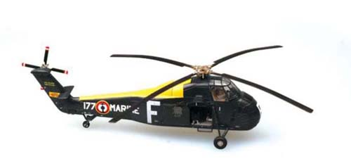 UH-34 Choctaw French Navy (1:72)