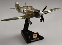 Hurricane Mk.II 34 Squadron India (1:72)