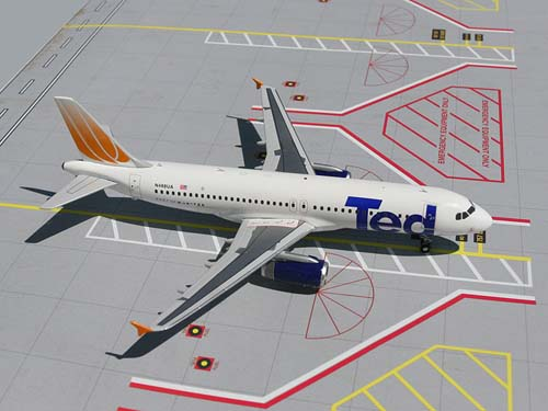 Ted A320 (1:200)
