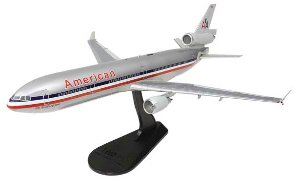 American Airlines MD-11, N1758B 1990's Colors (1:200) New Tooling