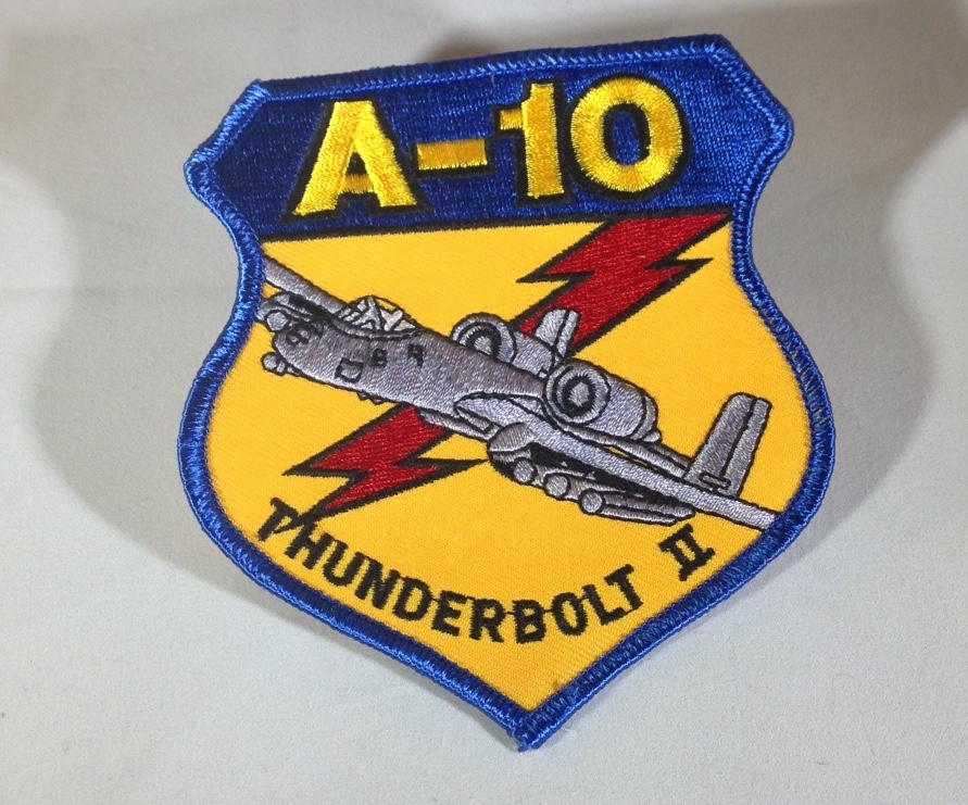 A-10 Thunderbolt Patch