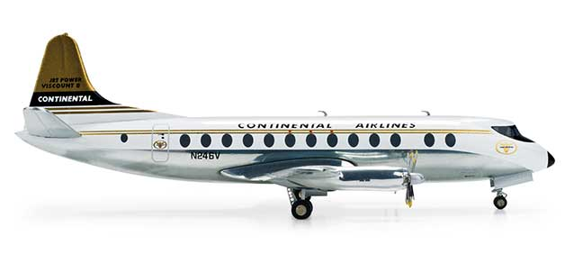 Continental Viscount 800 (1:200)