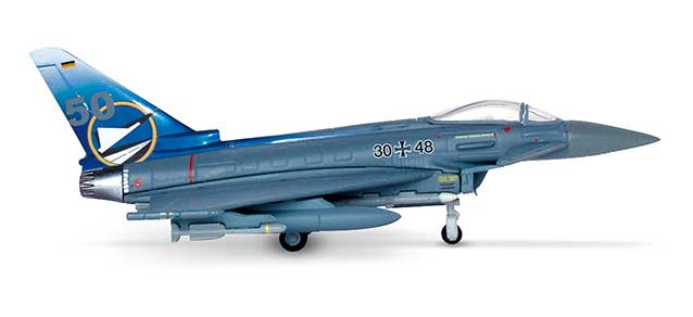 luftwaffe eurofighter typhoon jg74 50 jahre 1 200. Black Bedroom Furniture Sets. Home Design Ideas