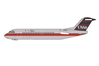 US Air F28 Fellowship N463AU (1:400)