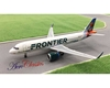 Frontier Airlines A320Neo N302FR Flamingo Tail (1:400)