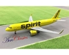 Spirit Airlines A320-Neo N901NK (1:400)