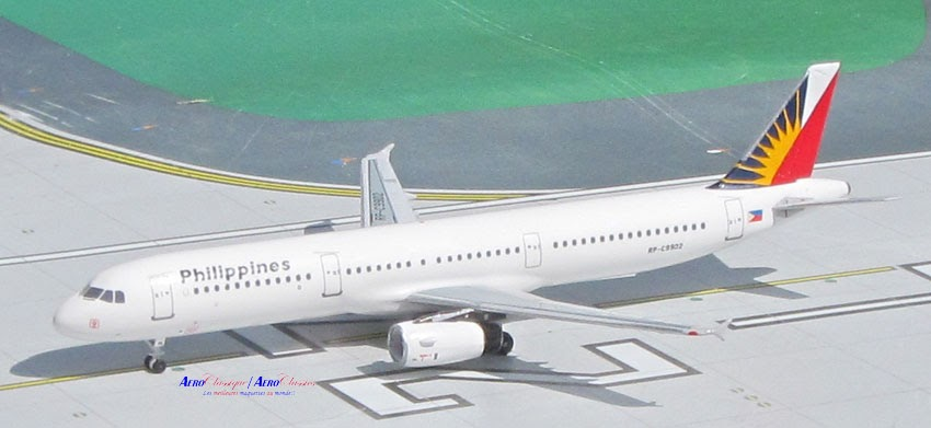 Philippines A321 RP-C9902 (1:400)