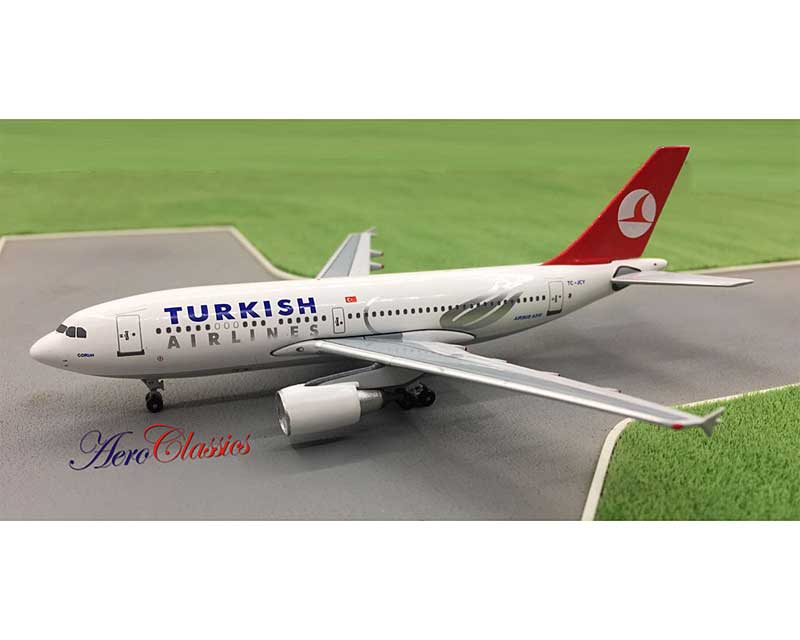 Turkish A310 TC-JCY (1:400)