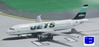 "Jet Blue A320 N746JB ""New York Jets"" (1:400)"