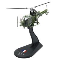 Aerospatiale Alouette II, French Army, 1972 (1:72)