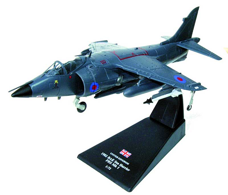 Hawker Sea Harrier FRS Mk.I, Royal Navy, 1982 (1:72)