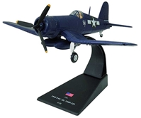 "F4U-1D, VMF-323 ""Death Rattlers,"" USMC, Yontan Airfield, Okinawa, May-June 1945 (1:72)"
