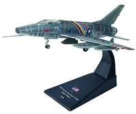 F-100C Super Sabre, George Laven, Jr., 479th TFW, USAF, 1955 (1:100)