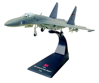 Su-27SK Flanker, Peoples Liberation Army Air Force, Peoples of China, 2001 (1:100)