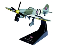"Hawker Tempest Mk.V, 150 Wing Commander Roland ""Bee"" Beamont, Summer 1944 (1:72)"