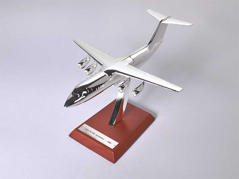 "Avro RJ100 ""Jumbolino,"" 1992 (1:200) - Preorder item, order now for future delivery"