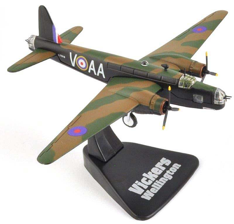 "Vickers Wellington Mk.Ic No. 75 ""New Zealand"" Squadron, Royal Air Force, World War II (1:144)"