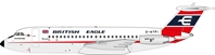 British Eagle International BAC-111 G-ATPI (1:200) - Preorder item, order now for future delivery