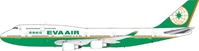EVA Air  Boeing 747-45E B-16410 (1:200) - Preorder item, order now for future delivery