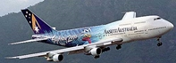 "Ansett Australia 747-300 ""Sydney 2000"" (1:200) - Preorder item, order now for future delivery"