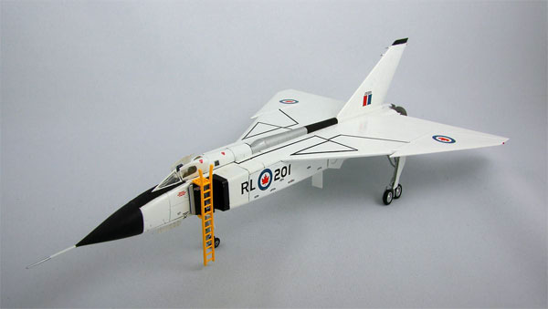 "Avro CF-105 Arrow ""201"" (1:72) - CWH003"