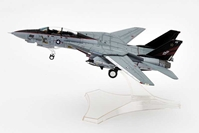 F-14A Tomcat, USN VF-154 Black Knights, NF100, USS Independence, Squadron 50th Anniversary 1996 (1:144)