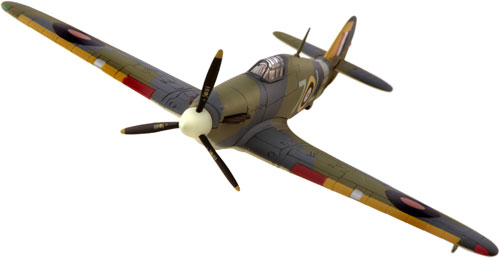 Hawker Sea Hurricane 1b - Shuttleworth Collection (Modified Tool) (1:72)