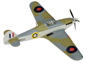 Hawker Sea Hurricane FAA 880 NAS, Richard Dickie Cork (1:72)