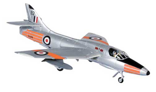 Hawker Hunter T.7 229 OCU - 234 Sqn RAF Chivenor - 1960s (1:72)
