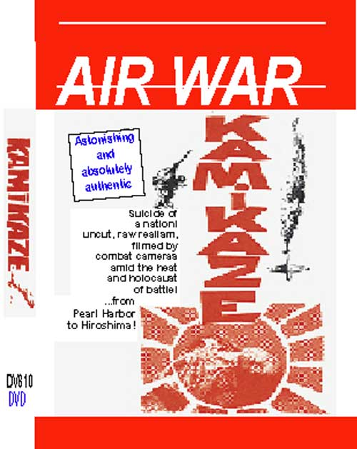 Kamikaze Air War (DVD)
