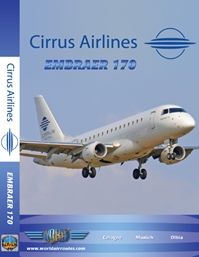 Cirrus Airlines Embraer 170 (DVD)