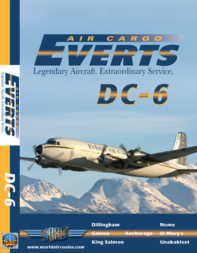 Everts Air DC-6 (DVD)