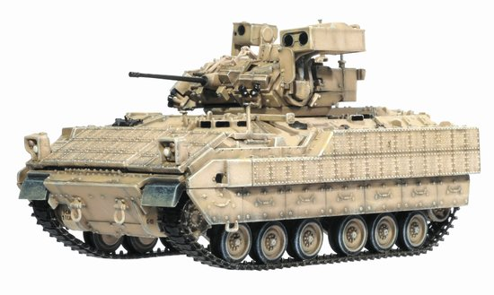 M2A3 Bradley 2nd Battalion, 7th Cavalry Regiment (1:72)