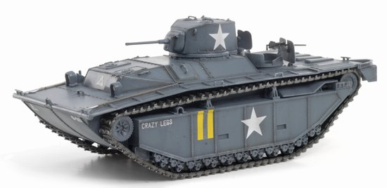 LVT-(A)1 Co.C 708th Amphibious Tank Battalion, Saipan 1944 (1:72)