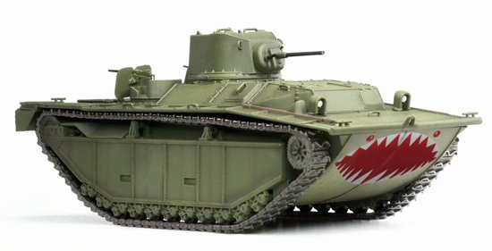 LVT-(A)1, Pacific Theater Operation 1945 (1:72)