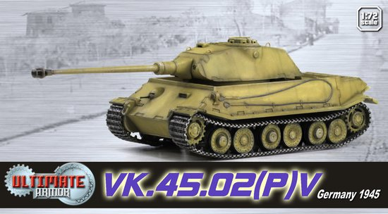 Porsche VK.45.02(P)V, Germany 1945 (1:72)