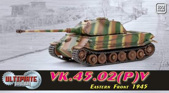 VK.45.02(P)V, Eastern Front 1945 - Ultimate Armor (1:72)
