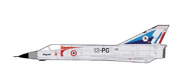 "Dassault Mirage IIIE, EC 2/13 ""Alpes"", Colmar 1965 (1:72) - Preorder item, order now for future delivery"