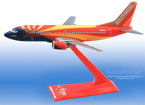 "Southwest 737-300 ""Arizona"" (1:200)"