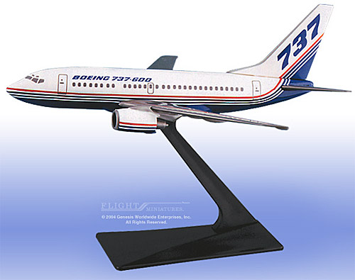 Boeing 737-600 House Colors (1:200)
