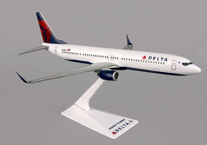 Delta Airlines 737-900 (1:200) New Colors