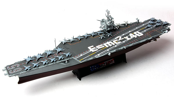 USS Aircraft Carrier Enterprise CVN-65 (1:700) 40th Year Edition