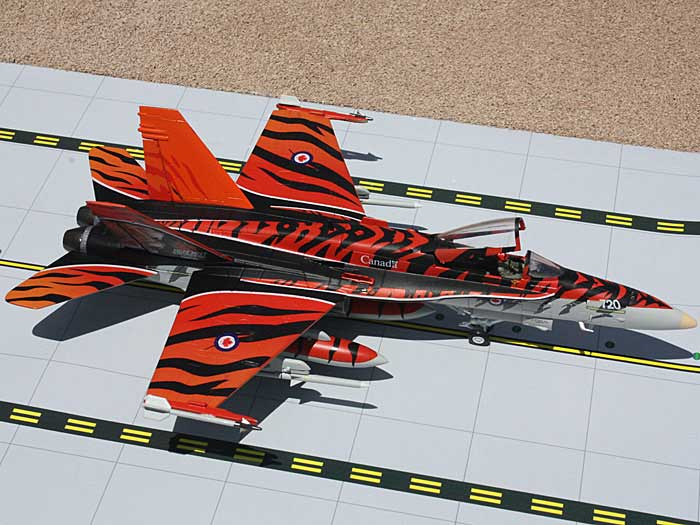 """Canadian Air Force F-18 """"Tiger Meet"""" (1:72) - GeminiAces ..."""